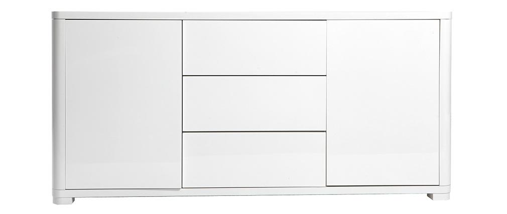 Buffet design bianco laccato PAX