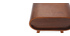 Comodino design 1 cassetto placcato noce - BJORG