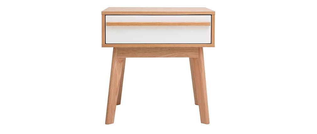 Comodino design scandinavo HELIA