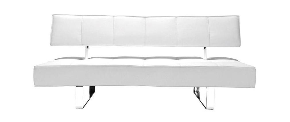 Divano convertibile design colore bianco BROADWAY