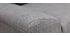 Divano convertibile design grigio chiaro TULSA