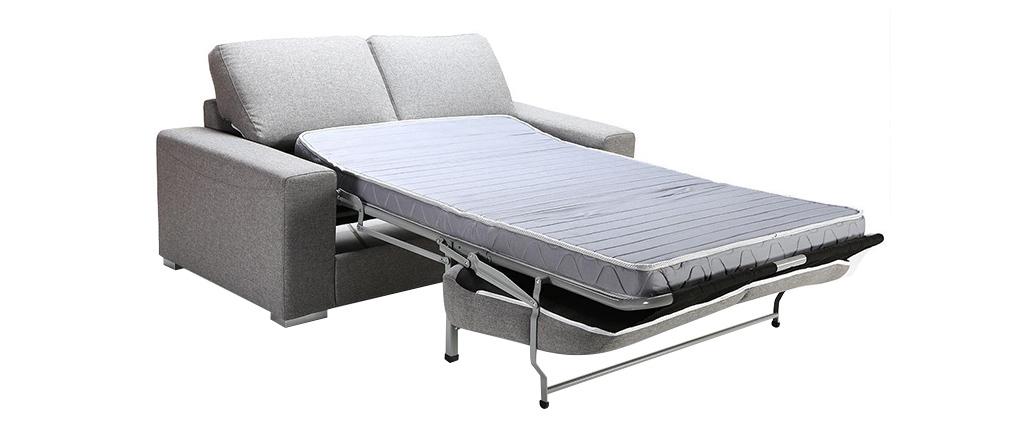 Divano convertibile design grigio RAPIDO HAMILTON