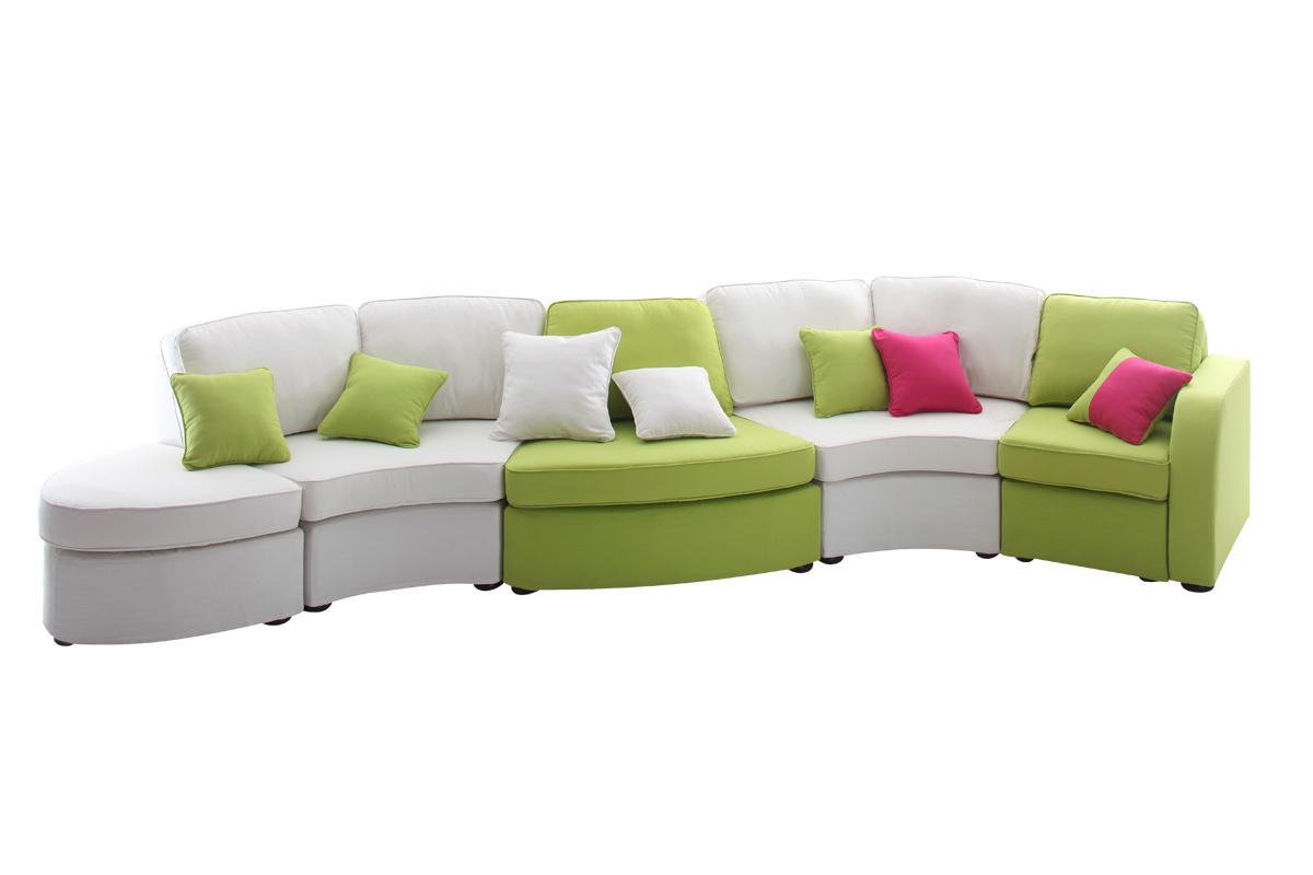 Divano Curvo Prezzo : Divano curvo. best divano angolare ecopelle idee di design per la