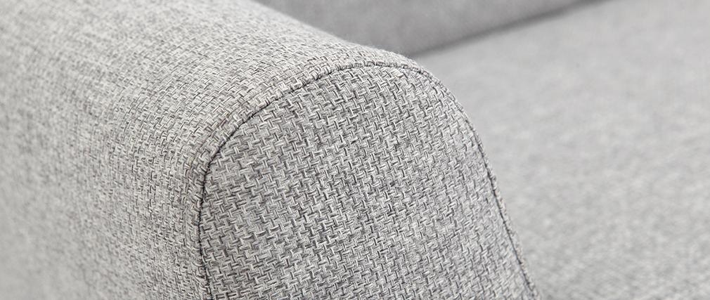 Divano design 2 posti grigio PURE