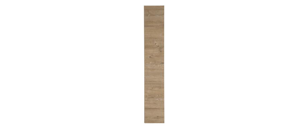 Elemento da parete design legno miele verticale COLORED V2
