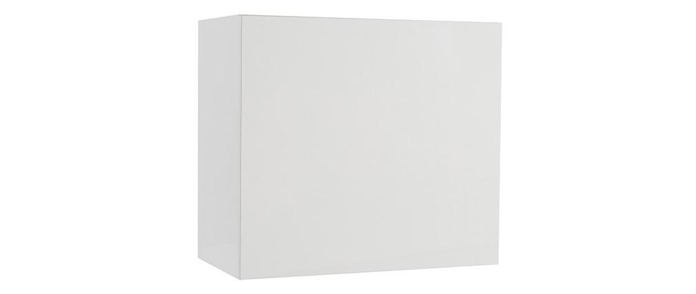 Elemento murale COLORED quadrato colore bianco