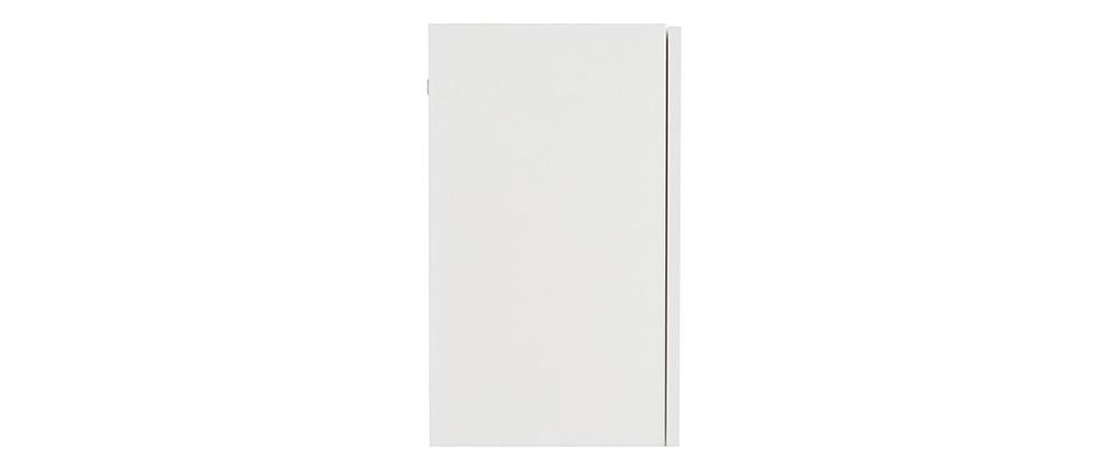Elemento murale quadrato bianco ETERNEL