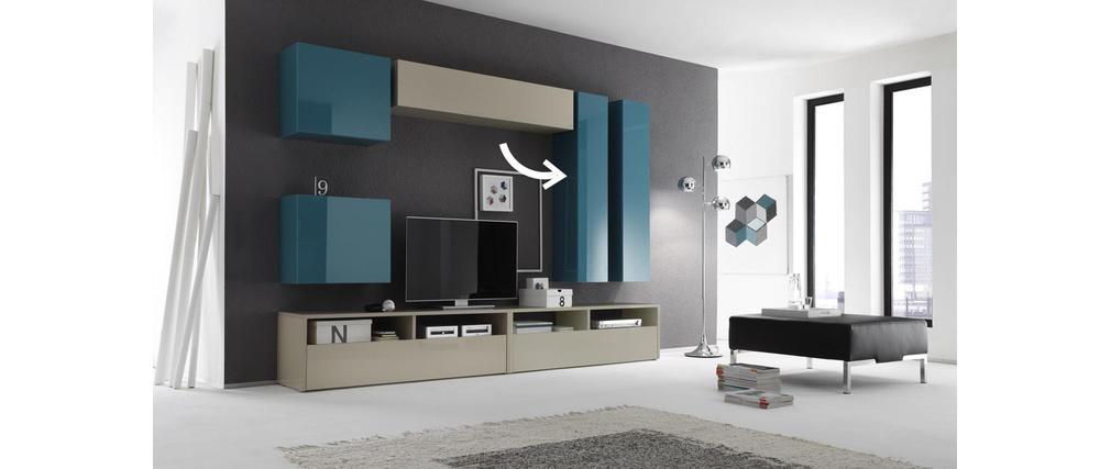 Mobili Tv Viola: Soggiorno moderno hely. ... 2014 alle 1644 2043 in i ...