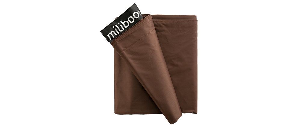 Fodera marrone BIG MILIBAG