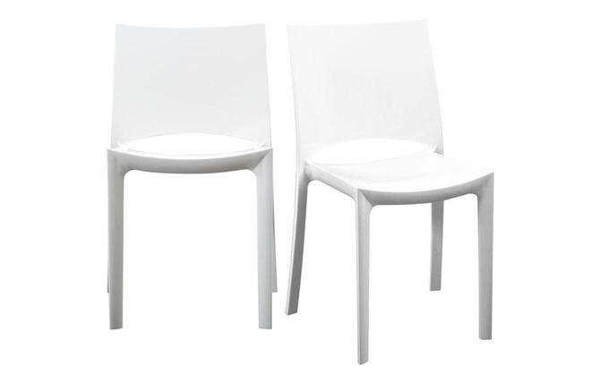 Sedie design bianche sedie design bianche with sedie for Sedie bianche e nere