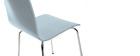 Gruppo di 2 sedie design colore grigio NELLY