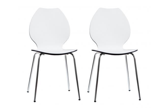 Sedie bianche e nere cool vidaxl set tavolo da pranzo e for Sedie bianche e nere
