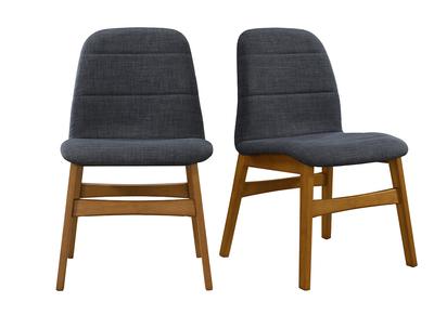Sedie moderne sedie di design in offerta miliboo for Sedie design tessuto