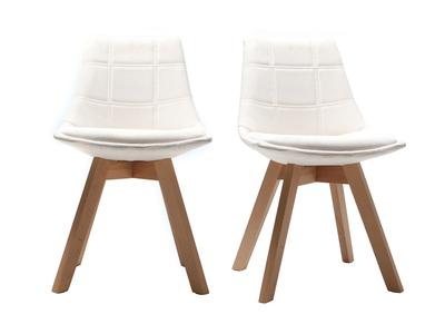 Sedie design economiche scopri la sedia moderna miliboo miliboo - Sedie design legno ...