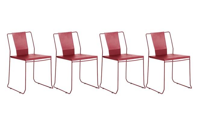 Feltrini Per Sedie Di Metallo : Acquista online sedie imbottite in sconto fino al beliani
