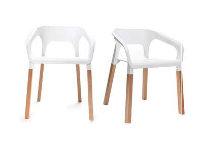 Sedia in legno: sedie in legno design ed economiche - Miliboo ...