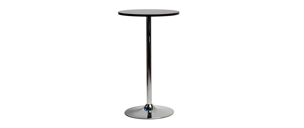 Il tavolo da bar JAMES nero