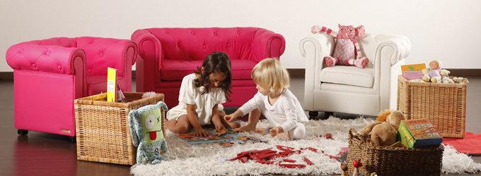 Saldi divanetti poltroncine e sedie per bambini online for Divanetti per bambini