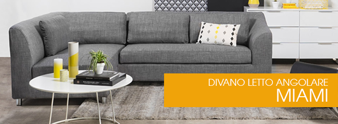 Saldi divani angolari: modelli economici di design - Miliboo