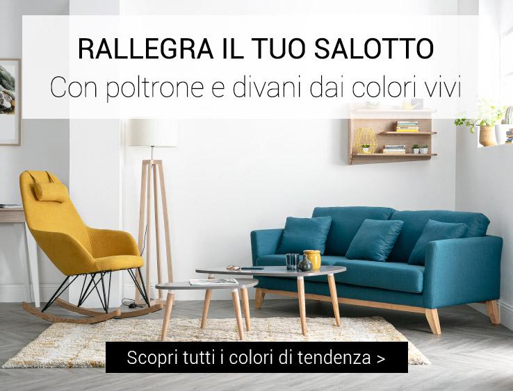 Poltrone E Divani Design.Mobile Design E Arredamento Economico