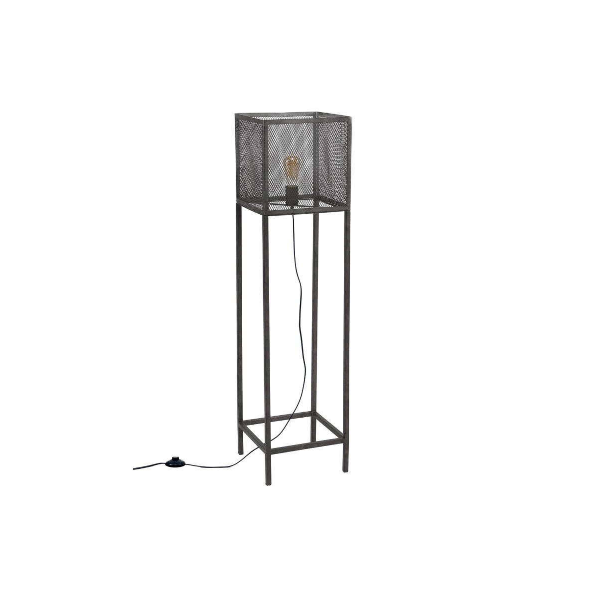 Lampada design in metallo antico GITTER