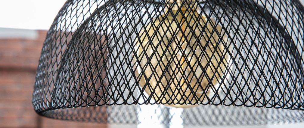 Lampadario design in metallo LOREAK