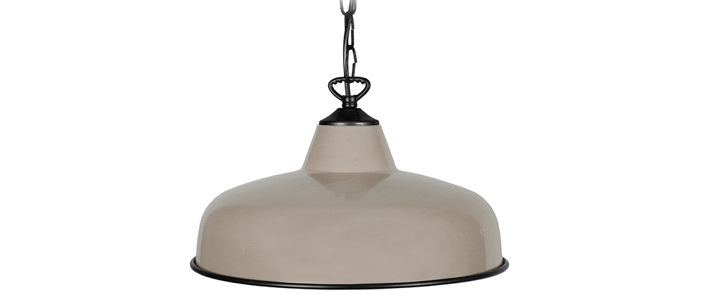 Lampadario design in metallo Talpa VINTI