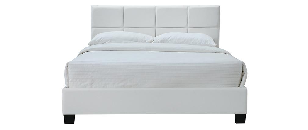 Letto da adulto 160x200 cm Bianco SOLAL