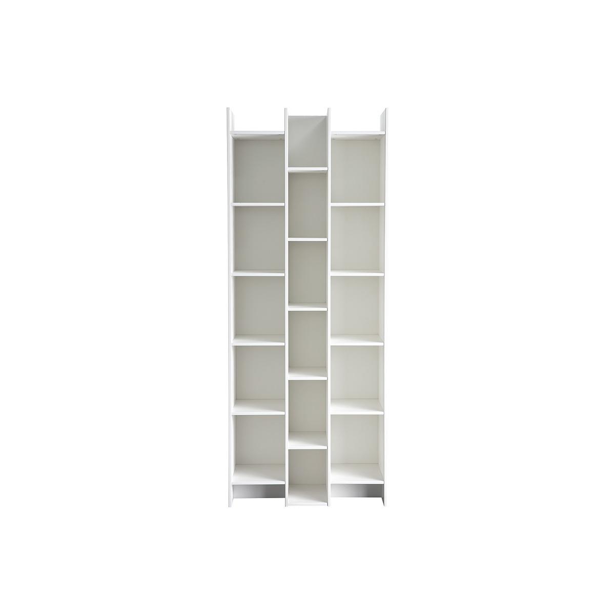 Libreria design in abete bianco CLIMB