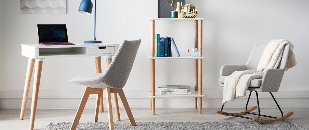 Libreria design scandinavo GILDA