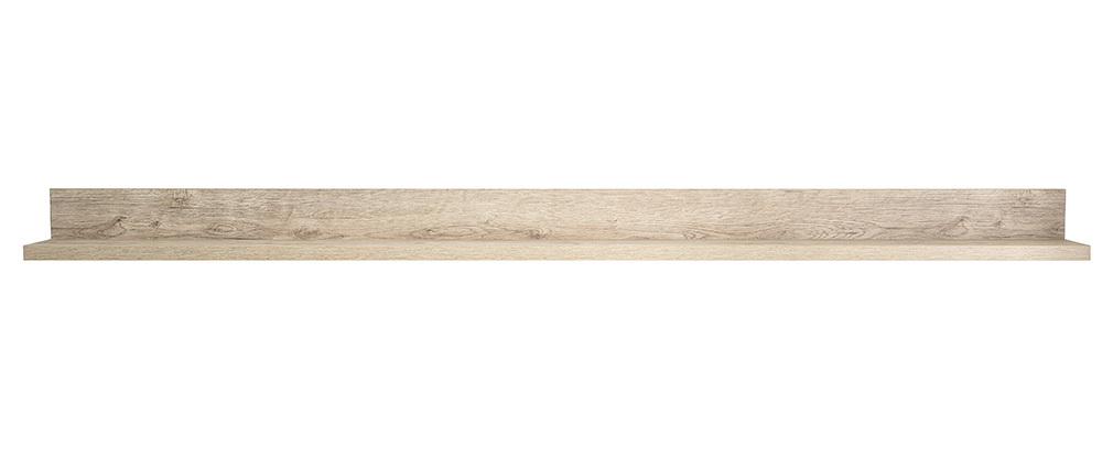 Mensola da parete design quercia ORIGIN
