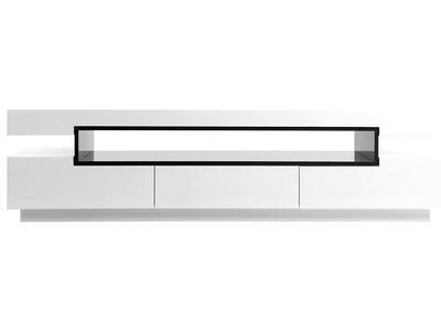 Mobile tv design praticit prezzi bassi miliboo - Mobile porta tv girevole design ...