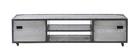 Mobile porta TV industriale metallo FACTORY XL