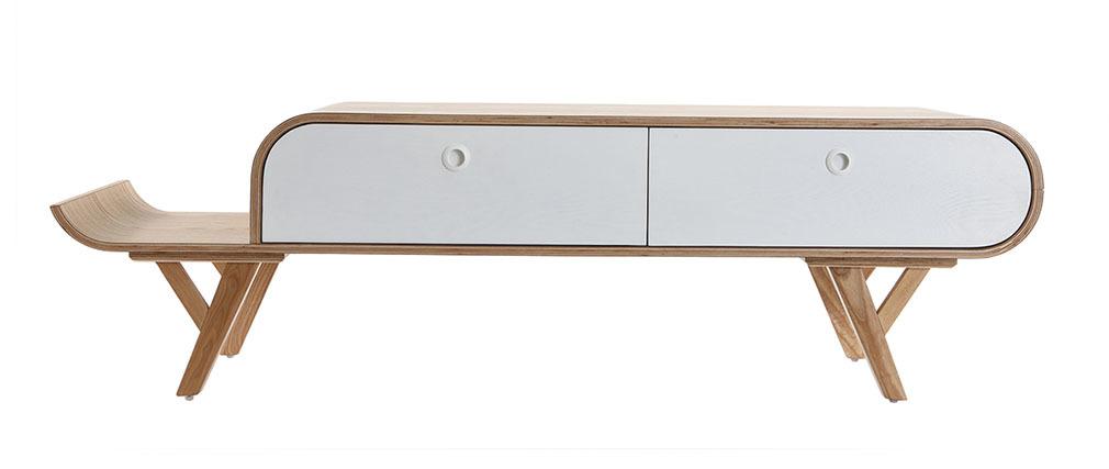 Mobile TV design 150cm frassino KYOTO