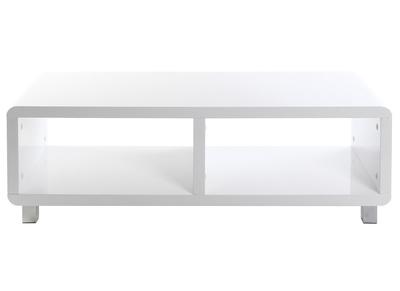 Mobile tv design praticit prezzi bassi miliboo - Mobile laccato bianco ...