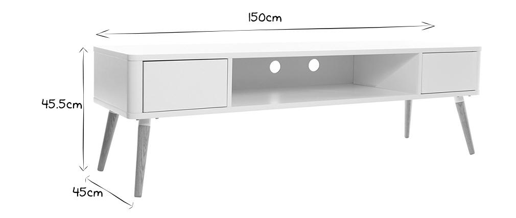 Mobile TV design scandinavo TOTEM