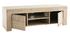Mobile TV di design finitura rovere L138 cm LINO