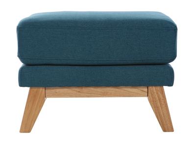 Poggiapiedi scandinavo, colore: Blu anatra, modello: OSLO