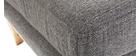 Poggiapiedi scandinavo Grigio chiaro OSLO