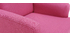 Poltrona bambino scandinavo rosa BABY ISKO