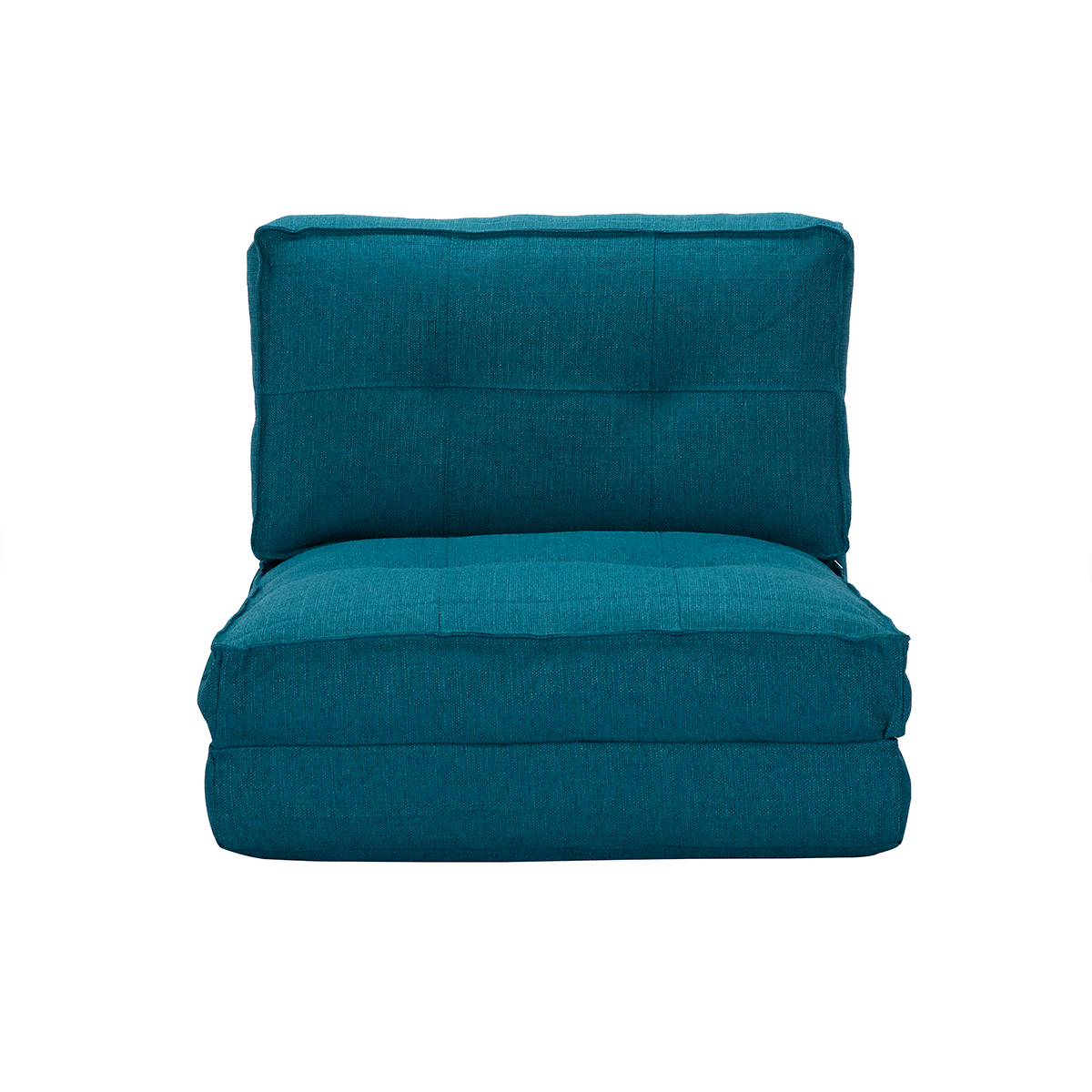 Poltrona design blu SALLY