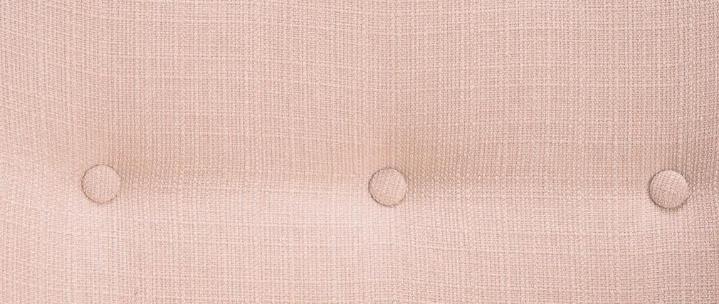Poltrona design faggio e tessuto OLAF