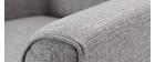 Poltrona design grigio SOVHA