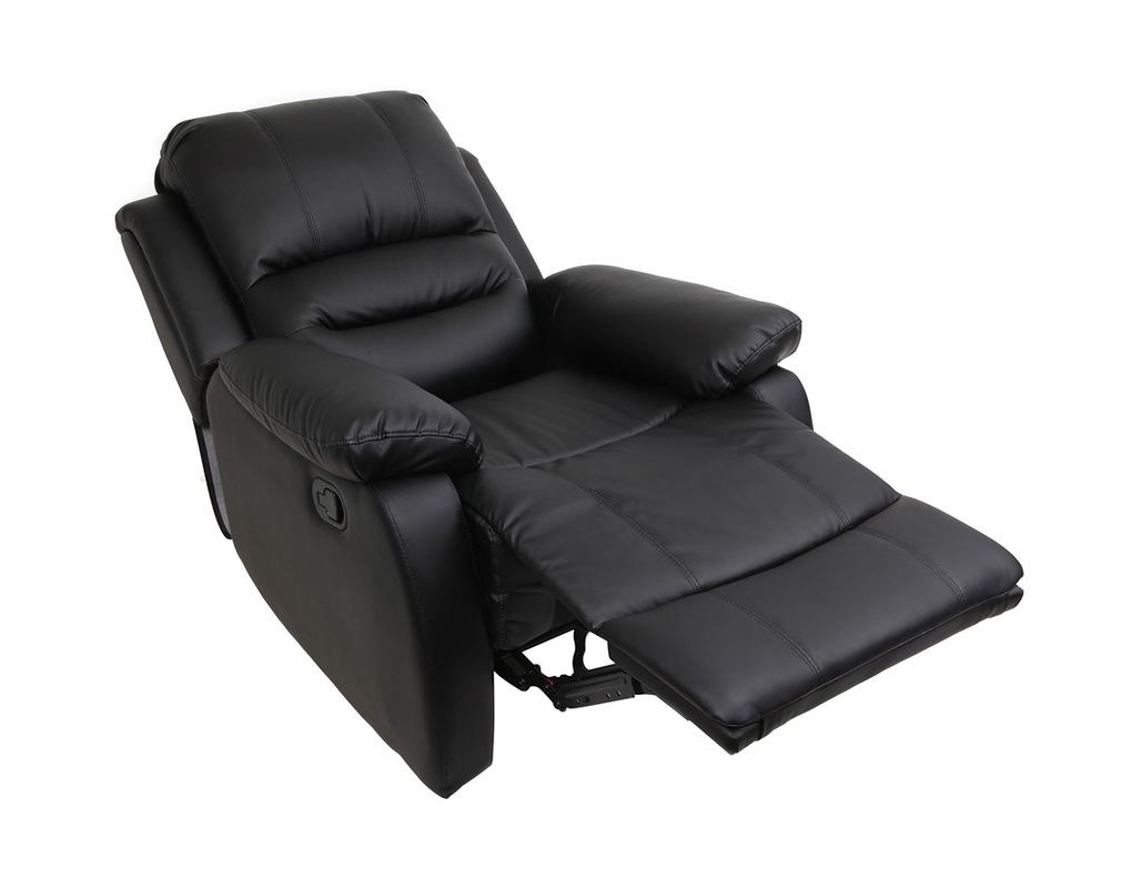 Miliboo manuale nero TED relax Poltrona 0wNnm8