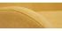 Poltrona scandinava in tessuto effetto velluto giallo senape e legno ESKUA