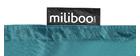 Pouf gigante Blu anatra BIG MILIBAG
