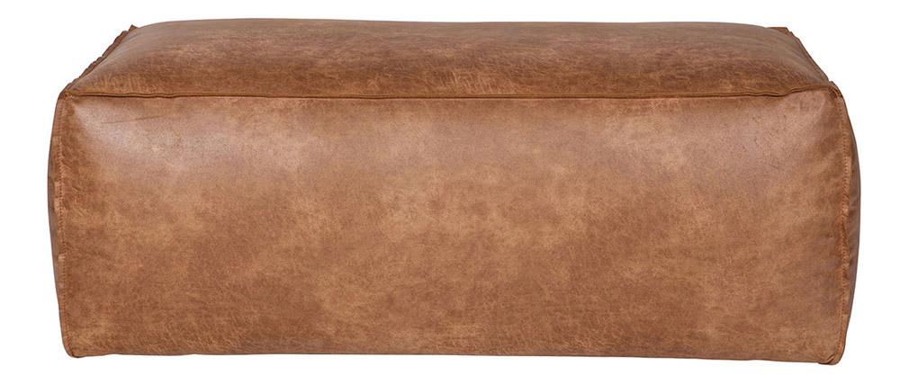 Pouf pelle vintage 120cm ASPEN