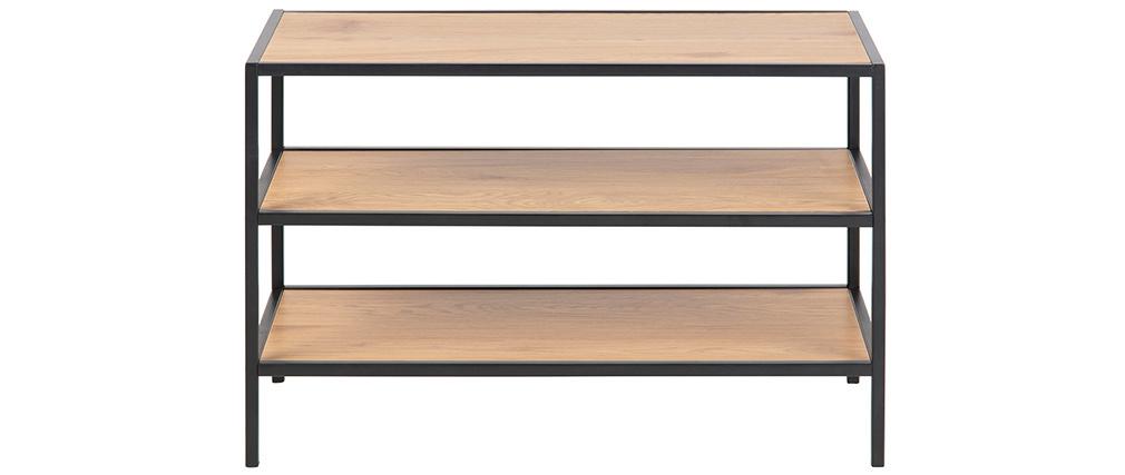 Scarpiera industriale metallo e legno TRESCA