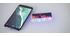 Scrivania connessa multimediale in vetro e metallo bianco CLEVER