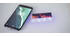 Scrivania connessa multimediale - Vetro nero e metallo bianco CLEVER